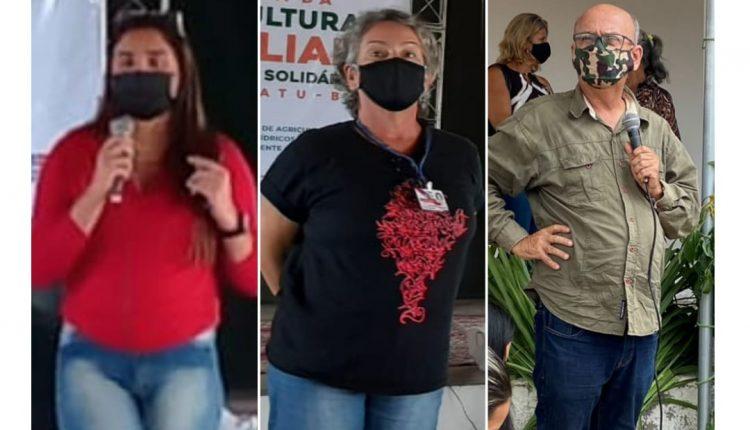 PREFEITURA REALIZA CICLO DE PALESTRAS NO 3º DIA DA I SEMANA DA AGRICULTURA FAMILIAR