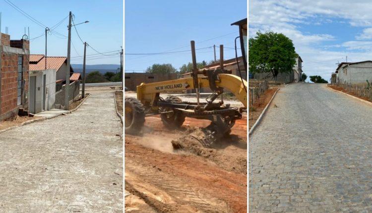 PREFEITURA DE ARACATU MAPEIA CONSTRUÇÕES PARALISADAS E DESTRAVA OBRAS